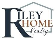 Riley Home Realty print logo